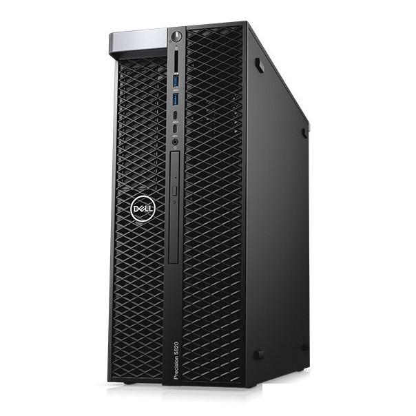 DELL 戴尔 Precision T5820 台式机 至强W-2255 64GB 512GB SSD+4TB HDD RTX 5000
