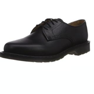 Dr. Martens 4孔系带 男款休闲皮鞋