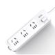锐尔斯插线板  三位总控开关 全长1米  满19元减10元优惠劵好去处 6.8元(需用券)
