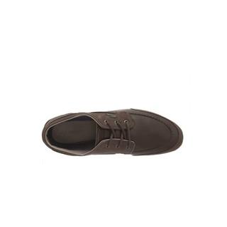 LACOSTE MISANO BOAT 6 男款休闲皮鞋