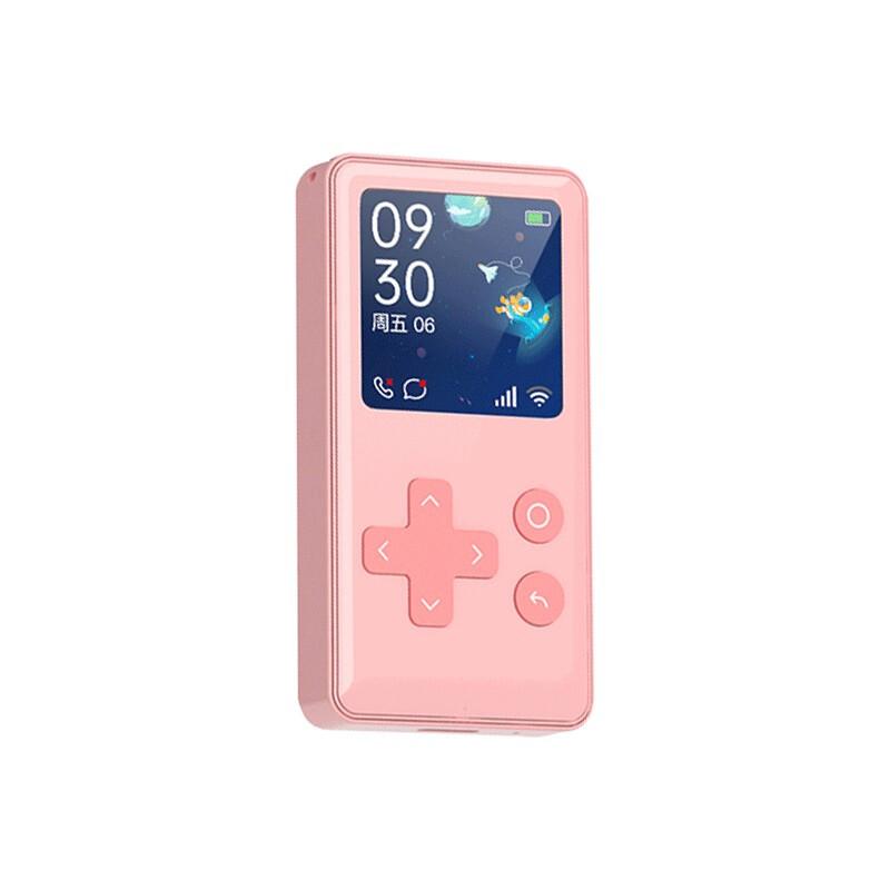 QIN 多亲 AI 平安Q 4G手机 粉色