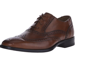 COLE HAAN GARRETT GRAND WING Oxford 男士休闲鞋