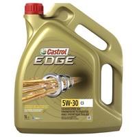 Castrol 嘉实多 全合成机油 极护EDGE FST 5W-30 C3 SN 5L 欧盟原装进口 +凑单品