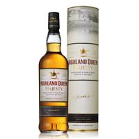 HIGHLAND QUEEN 高地女王 苏格兰经典单一麦芽威士忌 40度 700ml