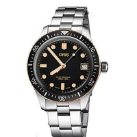 ORIS 豪利时 潜水65复刻系列 36毫米自动上链腕表