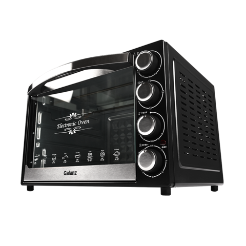 聚划算百亿补贴:Galanz 格兰仕 K42 小型电烤箱