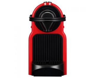产地匈牙利 进口乌克兰奈斯派索(NESPRESSO)胶囊咖啡机Inissia-C40(红色)