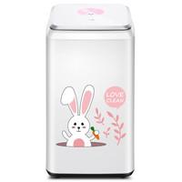 TCL XQM30-520YSQ 迷你波轮洗衣机 3公斤+0.8公斤
