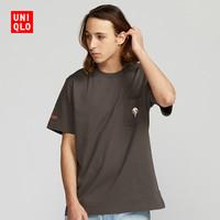 UNIQLO 优衣库 EVA联名款 428170 男女款印花T恤