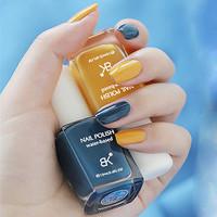BK 水性可剥彩色指甲油 12ml