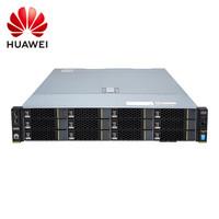 华为HUAWEI 2U机架式服务器主机RH2288HV3 12盘 单颗E5-2640V4(10核-2.4GHz) 16G*2内存 6TSATA*4硬盘750双电