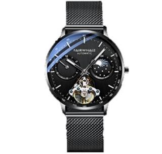 MARK FAIRWHALE 马克华菲 FW6020-1 男士自动机械手表