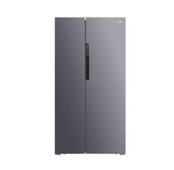美的(Midea)606升 对开电冰箱双开门智能家电双变频风冷一级能效冰箱独立风冷大容积节能BCD-606WKPZM(E)