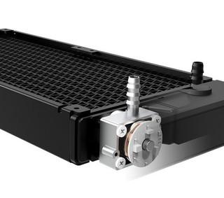 ID-COOLING ICEFLOW 240 ARGB 一体式水冷散热器 240冷排