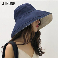 JINUNE Y218-8 女士渔夫帽