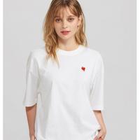 UNIQLO 优衣库 PRINCESS & VILLAINS 430223 女士印花短袖T恤