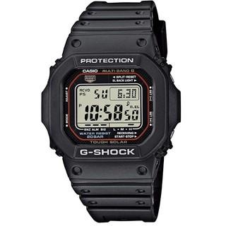 CASIO 卡西欧 G-SHOCK GW-M5610-1ER 男款电波表