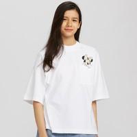 UNIQLO 优衣库 DPJ 428404 女士印花短袖T恤