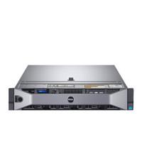 戴尔(DELL)R730机架式服务器(E5-2620V4*2/16G*4/4T SAS*3热插拔硬盘/H730/DVDRW/750W/导轨/三年上门)K