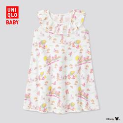 婴儿/幼儿 (UT) DPJ Mickey Aloha连衣裙(短袖) 426935 优衣库