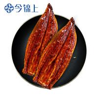 今锦上 冷冻日式蒲烧烤鳗鱼 200g 整条 袋装 生鲜 寿司 加热即食 海鲜水产