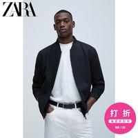 ZARA【打折】 男装 纹理飞行员夹克外套 06861411800