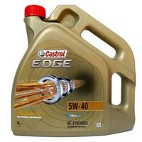 Castrol 嘉实多 全合成机油 极护EDGE FST 5W-30 C3 SN 5L 欧盟原装进口