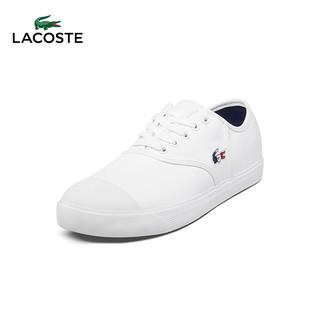 LACOSTE法国鳄鱼男女同款经典休闲鞋男|M0065RM1