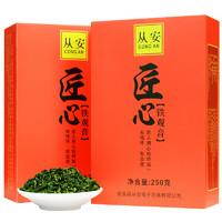 CONGAN 从安  铁观音茶叶 浓香型 500g