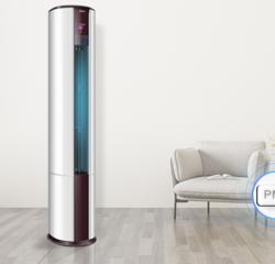 海尔(Haier) 2匹变频立式客厅空调柜机 先行者 快速冷暖 自清洁 多维立体送风 KFR-50LW/07EDS83