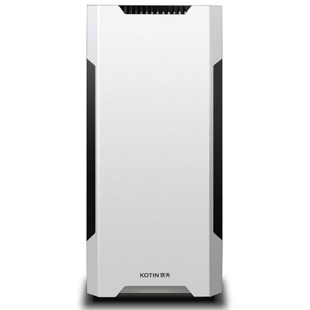 KOTIN 京天 AMD Ryzen 5 5600X/GTX1050Ti/RTX2060光追游戏台式DIY电脑组装机
