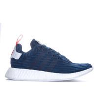 银联专享:adidas 阿迪达斯 NMD_R2 PK 男士休闲运动鞋