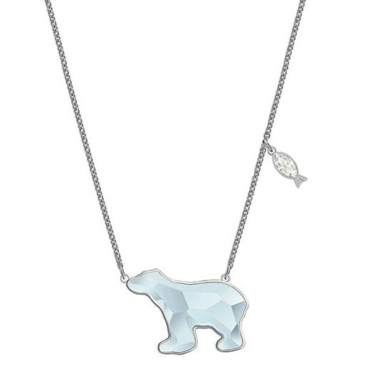 SWAROVSKI 施华洛世奇 5502673 北极熊造型项链