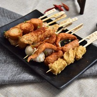 唐之味 日式关东煮套餐  350g/30串 +凑单品