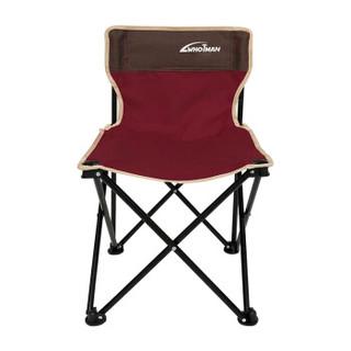 沃特曼Whotman 折叠桌椅套装户外 便携式自驾游野营野餐阳台桌椅 广告宣传开工桌子野炊桌椅三件套 WT2260