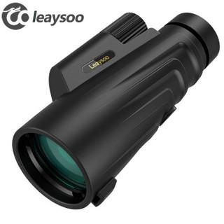 leaysoo 雷龙 雷龙(leaysoo)逐鹿单筒12X50 充氮气防水大目镜广角 非红外微光夜视成人户外打猎单筒望远镜