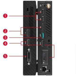 ASUS 华硕 PB60G 台式机 酷睿i5-9400T 8GB 256GB SSD GTX 1650 4G