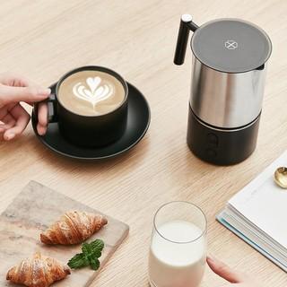 悦享花式奶咖乐趣 磁旋搅拌小型奶泡机