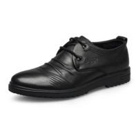 CARTELO 10097CA 男士皮鞋 黑色 38