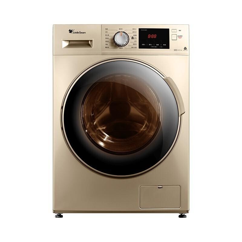 LittleSwan 小天鹅 TG100V22DG 全自动滚筒洗衣机 10kg 金色