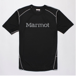 Marmot 土拨鼠 H54301 男款运动速干T恤