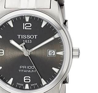 TISSOT 天梭 T049.410.44.067.00 PR100 男士时装腕表