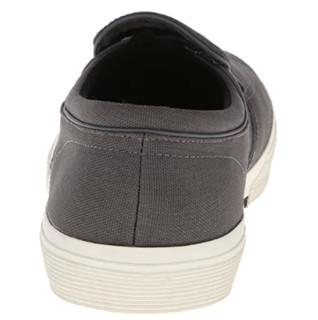 POLO RALPH LAUREN Fakenham 男士帆布休闲鞋 Charcoal Grey US11