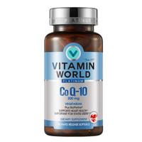 Vitamin World 美维仕 辅酶Q10植物胶囊 200mg 60粒