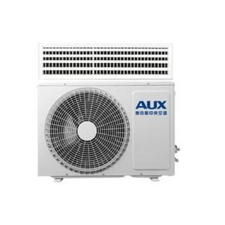 AUX 奥克斯 GR-72DW/DC7-C 变频风管机 家用中央空调  3P 银色