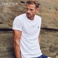 NAUTICA 诺帝卡 NTNS020070 男士纯棉短袖T恤