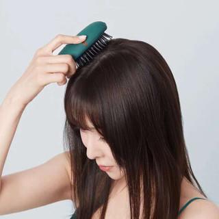 须眉负离子梳护发气垫按摩梳子直卷发梳去静电健发梳直发器多功能