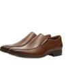 Clarks Conwell Step 商务休闲皮鞋 棕褐色 39.5