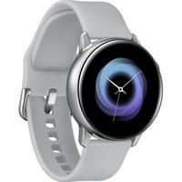 三星Galaxy Watch Active雅银智能手表 音乐播放 GPS心率睡眠监测防水游泳跑步运动 压力卡路里记录体重管理