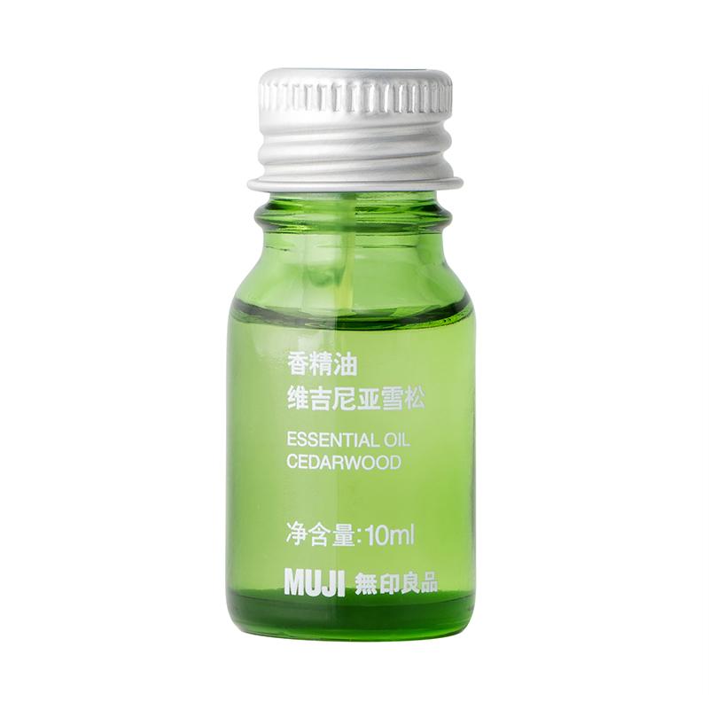 无印良品 MUJI 【芳香油】香精油/维吉尼亚雪松